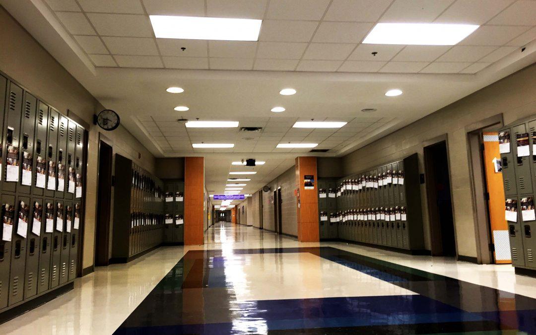 Woodlawn Opens School Store