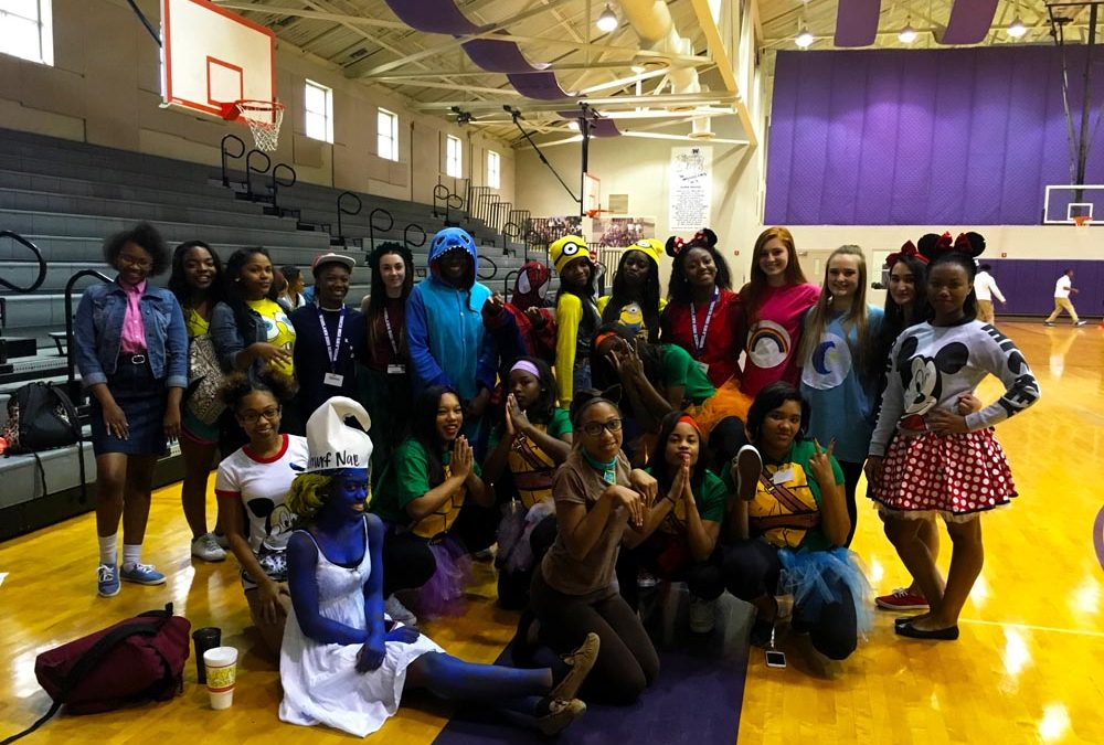Woodlawn High Prepares for 2016 Homecoming Week