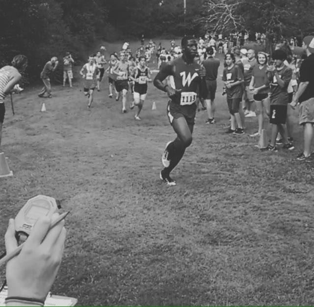 Roaring to Run