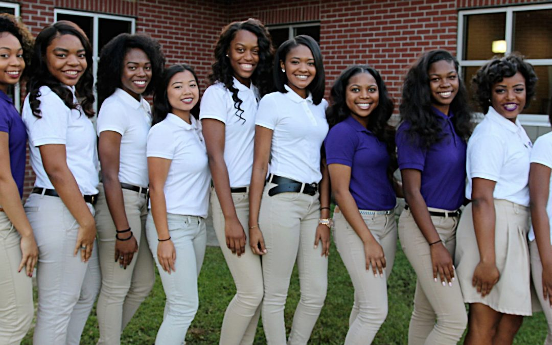 Homecoming Court Spotlight: Meet the Freshman