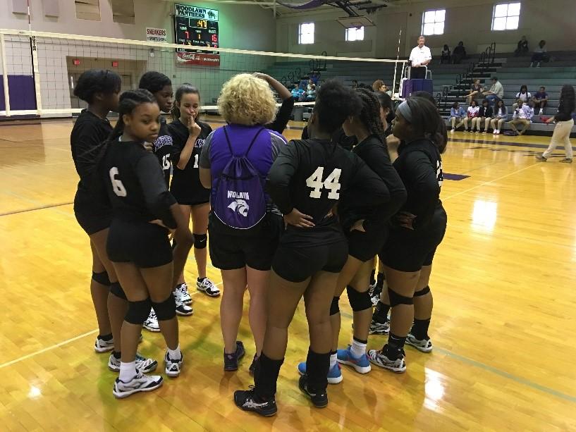 Volleyball Continues to Improve Despite Losses