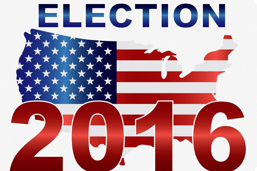 Woodlawn High 2016 Mock Election