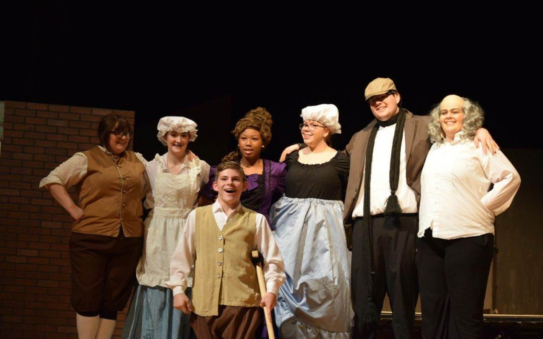 "Woodlawn Theater Presents Twist to Classic ""A Christmas Carol"""