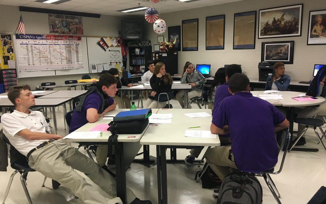 Woodlawn Begins 2017-2018 School Year